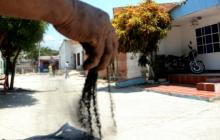 Vecinos de Siape se ven afectados por descargue de carbón