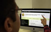 Obsoletas y desactualizadas, así son las webs de los municipios del Atlántico