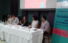 Debate público de la Fnpi en Combarranquilla Country.