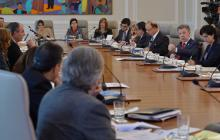 Gabinete ministerial impulsa el #SíALaPaz a través de Twitter