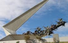 Antropólogos reconstruyen escenario de batalla del Pantano de Vargas