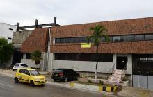 Fachada del la nueva sede del colegio Nuestra Señora del Carmen en Barranquilla.