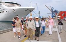 11% creció el turismo de extranjeros en Cartagena