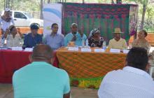 Compensarán a comunidad indígena de La Guajira por desviación del arroyo Bruno