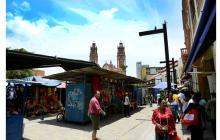 Cultura y arquitectura en una ruta por el mercado