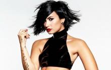 La cantante estadounidense Demi Lovato.