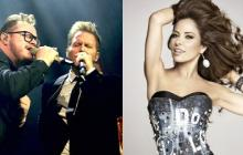 Gloria Trevi y Sin Bandera actuarán en conciertos previos al Grammy Latino