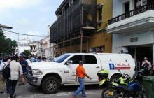En cita para pactar divorcio, hombre asesina a su mujer  en Cartagena