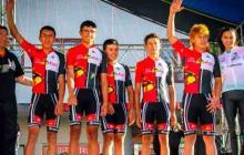 Un ciclista colombiano muere en la Vuelta de la Juventud
