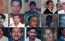 Víctimas de San Juan Nepomuceno, Montes de María.