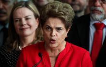 """""""Escogieron rasgar la Constitución"""": Rousseff tras su destitución"""