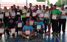 Primer curso Nacional de Balonmano para profesores de Educación
