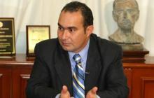Jorge Pretelt, magistrado de la Corte Constitucional suspendido.
