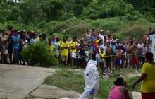 Asesinan a joven de 22 años en el barrio Villate