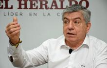César Gaviria, expresidente de Colombia.