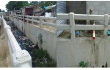 Triple A alerta por vertimiento de aguas residuales en el arroyo El Salao