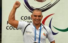 Moisés Fuentes García gana bronce en natación y da octava medalla a Colombia