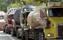 Paro de camioneros afectó en julio el crecimiento y ventas de la industria