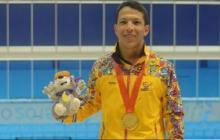 Colombia suma otras tres medallas en los Paralímpicos de Río