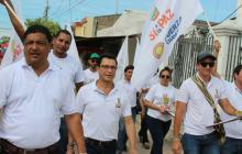 """Con firma de la paz, jóvenes empuñarán libros en vez de balas"": Caicedo"