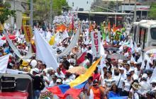 """Colombia lista para tercera """"Marcha del silencio"""" por víctimas del conflicto"""