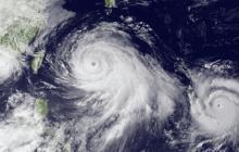 El tifón Haima afecta a casi dos millones de personas en China