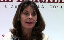 La diferencia no está en el No sino en las Farc: Martha Lucía Ramírez