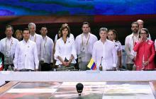 La paz, tema obligado en la Cumbre Iberoamericana