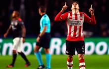 Santiago Arias le marcó al Bayern en derrota del PSV