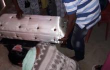Murió niña wayuu de un  año por desnutrición