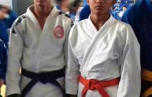 Juan Pablo Ruiz y Cristian Polo se lucen en intercolegiados