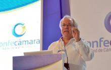 Julián Domínguez, presidente de Confecámaras y nuevo presidente de la Asociación Iberoamericana de Cámaras de Comercio.