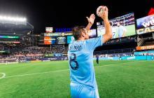 Frank Lampard dejará el New York City a final de año