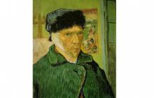 Presentan cuaderno con dibujos inéditos de Van Gogh