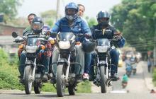 Extienden restricción del parrillero en seis barrios de Cartagena por un año