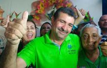 José Fernández gana las elecciones atípicas de San Andrés de Sotavento