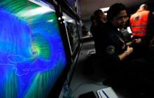 El ojo del huracán Otto ingresa a Costa Rica con fuerza de categoría 2