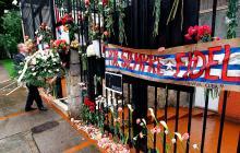 Embajada de Cuba en Colombia recibe muestras solidaridad por muerte de Castro