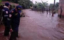 Fuertes lluvias mantienen en alerta a la Región Caribe