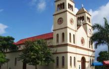 Iglesia principal de Arjona, en Bolívar.