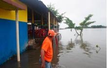 Alerta en El Banco, Magdalena, por inundación en siete barrios