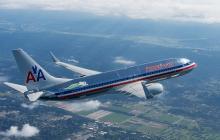 Avión de la aerolínea estadounidense.
