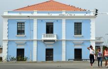 Edificio de la antigua Intendencia Fluvial.