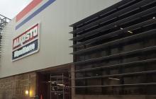 Fachada de almacén Alkosto en Barranquilla.