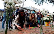 Indignación por asesinato y violación  de niña de  siete años en Bogotá