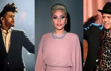 Así fueron las presentaciones de Bruno Mars, Lady Gaga y The Weeknd en el Victoria´s Secret Fashion Show