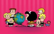 Mafalda y sus amigos.