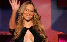 Mariah Carey protagoniza la primera 'metida de pata' del 2017