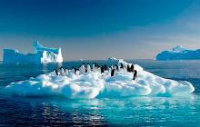 Imagen de archivo de Antártida.