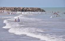 Se retira el frente frío de La Guajira, pero se mantienen bajas temperaturas